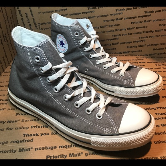 a829248bb7f8 Converse Other - Mens Converse Chuck Taylor All Star High Top 10